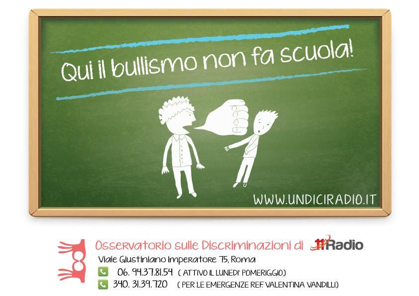 quiilbullismononfascuola_11radio