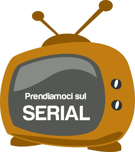 PRENDIAMOCI SUL SERIAL TV