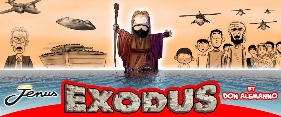 Exodus Jenus
