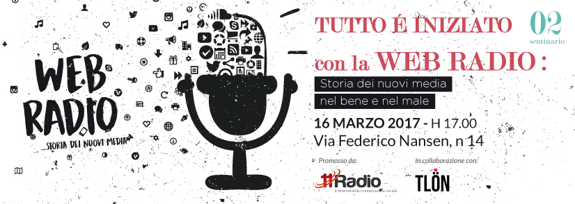 Copertina Evento FB Seminario Web Radio