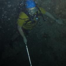 Sergio Favetti selfie subacqueo