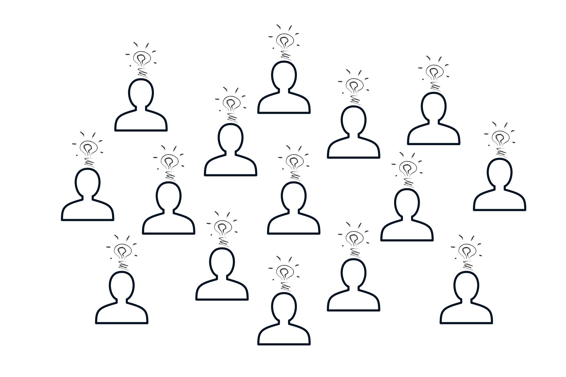 immagine rappresentativa delle idee da crowdfunding