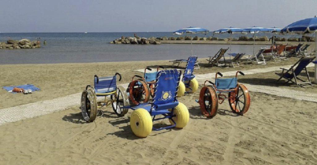mare disabili